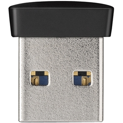 USB3.0対応 マイクロUSBメモリー 16GB ブラック RUF3-PS16G-BK(FMDI012597)