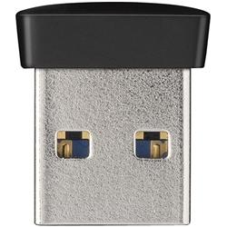 USB3.0対応 マイクロUSBメモリー 32GB ブラック RUF3-PS32G-BK(FMDI012600)