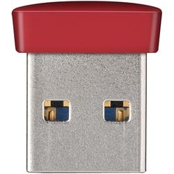 USB3.0対応 マイクロUSBメモリー 32GB レッド RUF3-PS32G-RD(FMDI012601)
