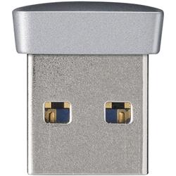 USB3.0対応 マイクロUSBメモリー 64GB シルバー RUF3-PS64G-SV(FMDI012603)