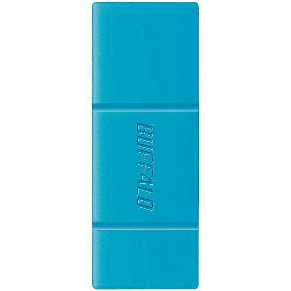スマホ・タブレット用USBメモリー 32GB ブルー RUF3-SMA32GA-BL(FMDI008950)