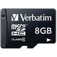 microSDHCカード 8GB Class4 (SDアダプター無し) MHCN8GYVZ1(FMDI004734)