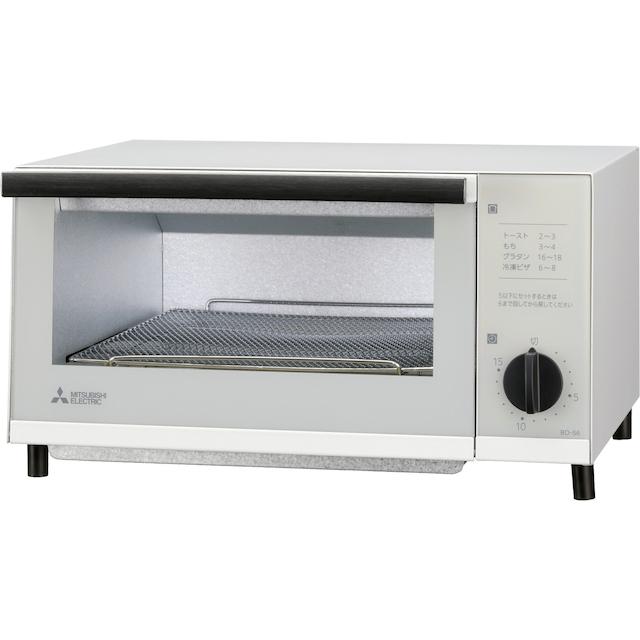 1200Wハイパワー オーブントースター (ホワイト) BO-S6-W(FMDI006393)