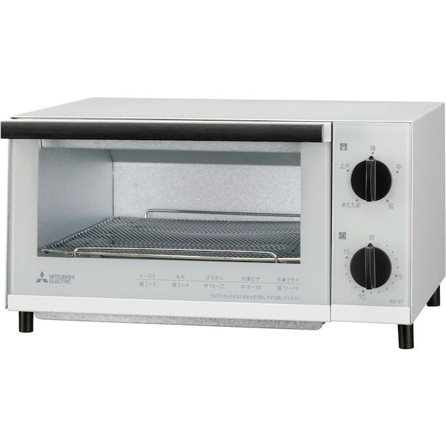 1200Wハイパワー オーブントースター (ホワイト) BO-S7-W(FMDI006394)
