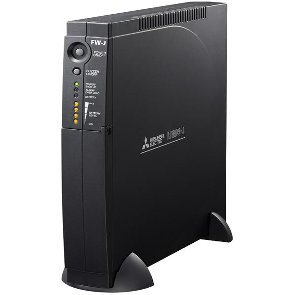 FREQUPS Jシリーズ(常時商用給電 正弦波出力)500VA/300W FW-J10-0.5K(FMDI006982)