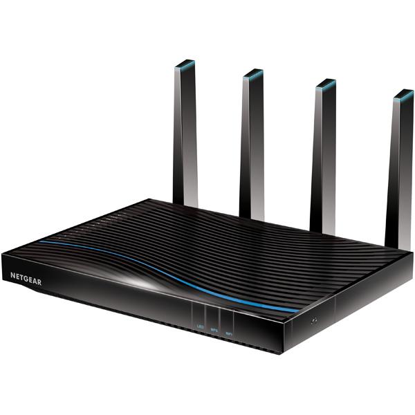 Nighthawk X8 R8500 802.11ac(2166+2166+1000Mbps) ビームフォーミングプラス対応トライバンド無線LANルーター R8500-100JPS(FMDI005723)
