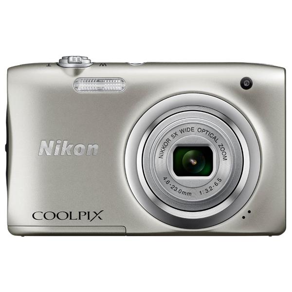デジタルカメラ COOLPIX A100 シルバー COOLPIXA100SL(FMDI006895)