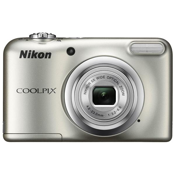 デジタルカメラ COOLPIX A10 シルバー COOLPIXA10SL(FMDI007201)