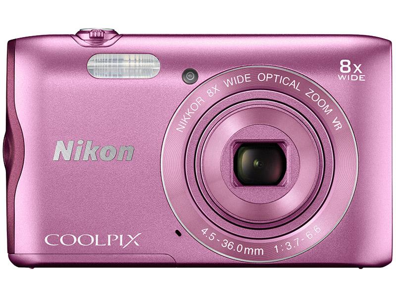 デジタルカメラ COOLPIX A300 ピンク COOLPIXA300PK(FMDI006897)