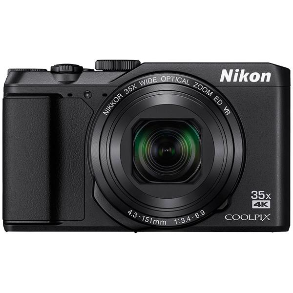 デジタルカメラ COOLPIX A900 ブラック COOLPIXA900BK(FMDI006898)