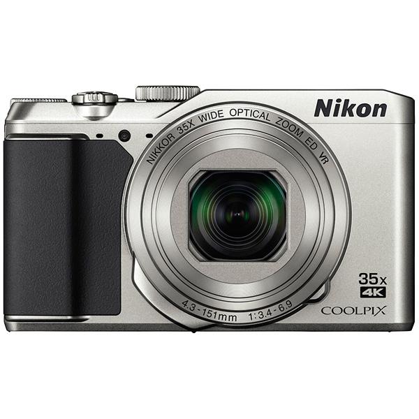 デジタルカメラ COOLPIX A900 シルバー COOLPIXA900SL(FMDI006899)