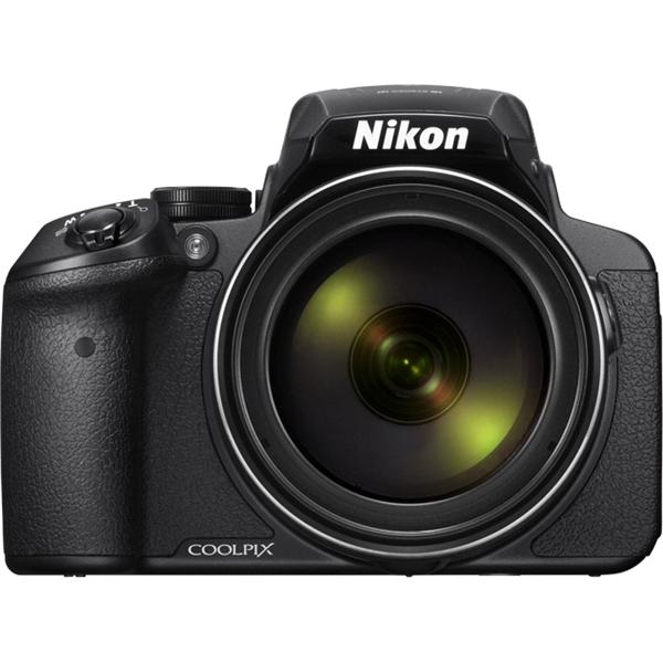 デジタルカメラ COOLPIX P900 ブラック COOLPIXP900BK(FMDI006900)