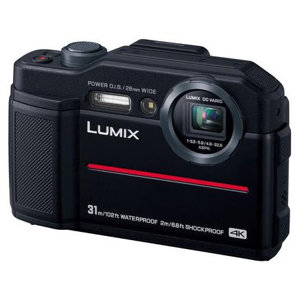 デジタルカメラ LUMIX FT7 (ブラック) DC-FT7-K(FMDI012083)