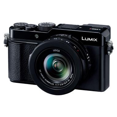 デジタルカメラ LUMIX LX100 II (ブラック) DC-LX100M2(FMDI012084)