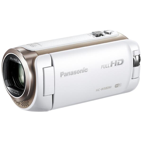 デジタルハイビジョンビデオカメラ (ホワイト) HC-W580M-W(FMDI006835)