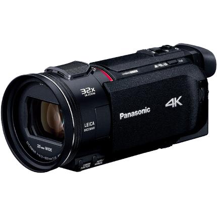 デジタル4Kビデオカメラ (ブラック) HC-WZXF1M-K(FMDI012093)