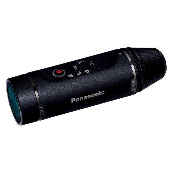 ウェアラブルカメラ (ブラック) HX-A1H-K(FMDI004969)