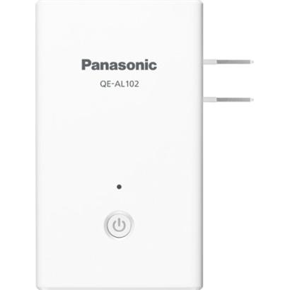 モバイルバッテリー搭載AC急速充電器 (ホワイト) QE-AL102-W(FMDI005690)
