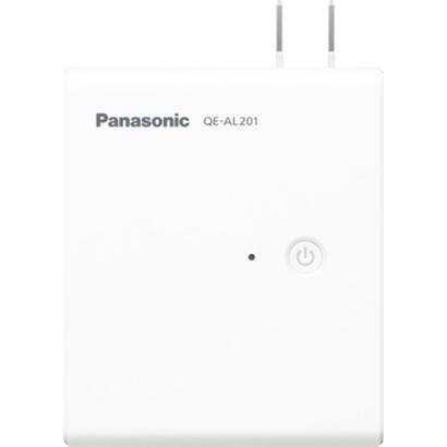 モバイルバッテリー搭載AC急速充電器 (ホワイト) QE-AL201-W(FMDI005692)