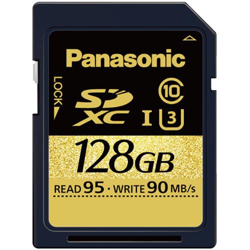 128GB SDXC UHS-I メモリーカード RP-SDUC128JK(FMDI013106)