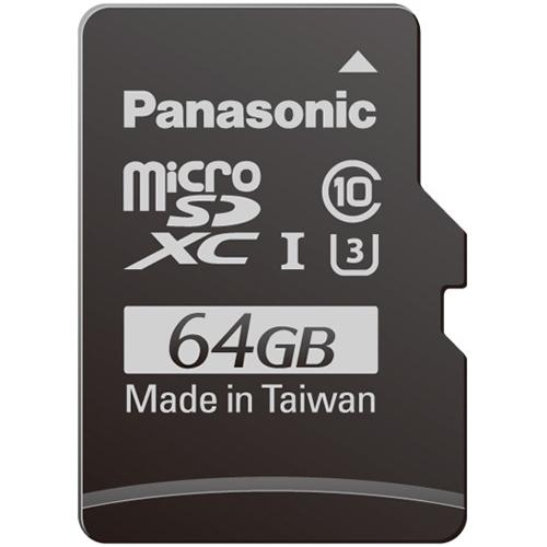 64GB microSDXC UHS-I メモリーカード RP-SMGB64GJK(FMDI013288)