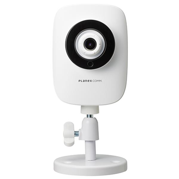 100万画素 マイク内蔵 iPhone/Android対応 ネットワークカメラ 「スマカメ」 暗視機能搭載モデル CS-QR20(FMDI007223)