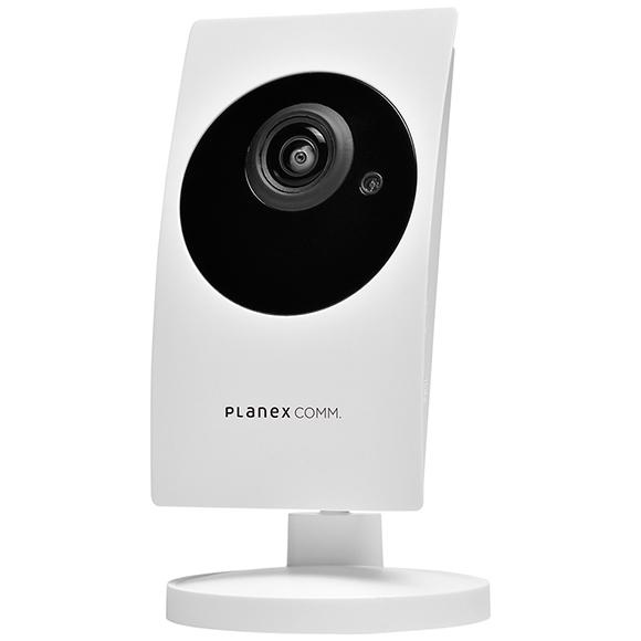 カメラ一発! 有線/無線LAN対応フルハイビジョン ネットワークカメラ CS-W90FHD(FMDI012097)