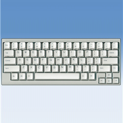 Happy Hacking Keyboard Lite2 英語配列/白/USB PD-KB200W/U(FMDI008195)
