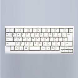 Happy Hacking Keyboard Lite2 for Mac 日本語配列かな無刻印 PD-KB220MA(FMDI008197)