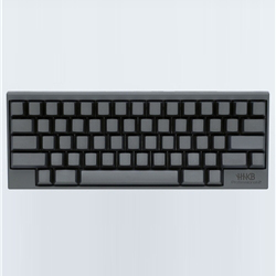 Happy Hacking Keyboard Professional2 墨/無刻印 PD-KB400BN(FMDI008200)