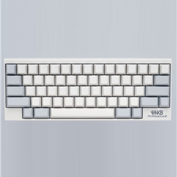 Happy Hacking Keyboard Professional2 白/無刻印 PD-KB400WN(FMDI008202)