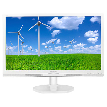 21.5型ワイド液晶ディスプレイ ホワイト 5年間フル保証 221S6QHAW/11(FMDI006076)