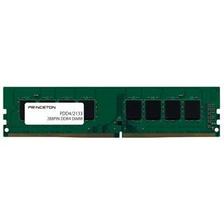 8GB PC4-17000(DDR4-2133) 288PIN DIMM 型番:PDD4/2133-A8G(FMDI010906)