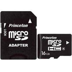 16GB microSDHCカード(CLASS 4) PMSDHC/4-16GB(FMDI004735)