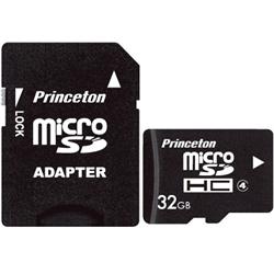 32GB microSDHCカード(CLASS 4) PMSDHC/4-32GB(FMDI004736)