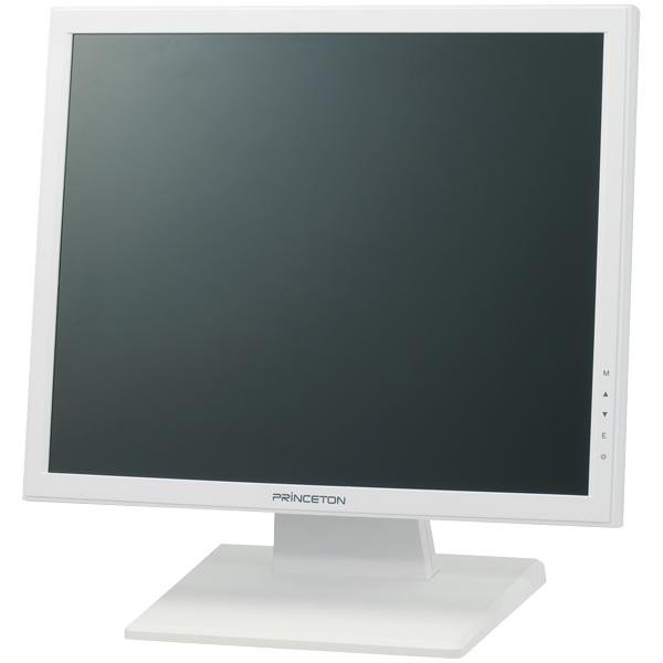 17インチカラー液晶ディスプレイ (ホワイト) PTFWAF-17(FMDI009530)