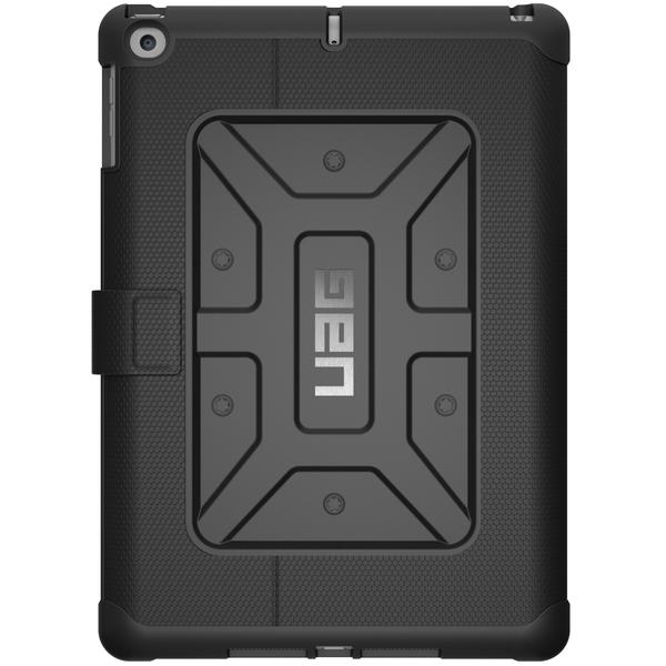 URBAN ARMOR GEAR社製iPad(第5世代)用 Metropolis ケース (ブラック) UAG-IPDF-BLK(FMDI009841)