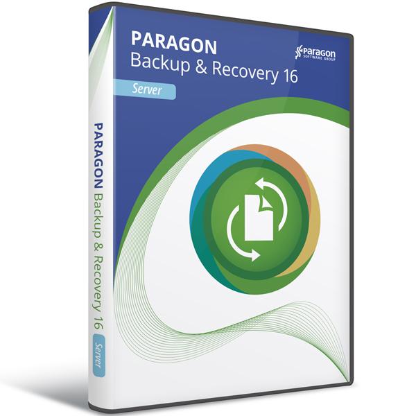 Paragon Backup & Recovery 16 Server(FMDIS01297)