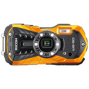 防水デジタルカメラ WG-50 (オレンジ) WG-50OR(FMDI012101)