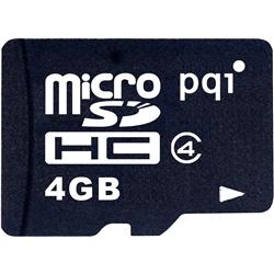 microSDHCカード Class4 4GB SDアダプター付き 永久保証 BMRSDH4-4G(FMDI004699)