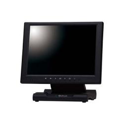 10.4インチXGA液晶ディスプレイ 保護フィルタ搭載タイプ (ブラック) QT-1007B(AVG)(FMDI006092)