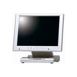 10.4インチXGA液晶ディスプレイ 保護フィルタ搭載タイプ (パールホワイト) QT-1007P(AVG)(FMDI006091)