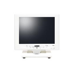 8.0型SVGA液晶ディスプレイ AV入力 (パールホワイト) QT-802P-AVG(FMDI006095)