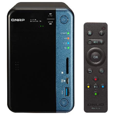 TS-253B 16TB HDD搭載モデル (ミドルクラス 8TB x 2) T253B2MD80(FMDI007860)