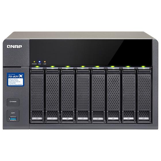 TS-831X 単体モデル メモリ 8GB TS-831X(FMDI007960)