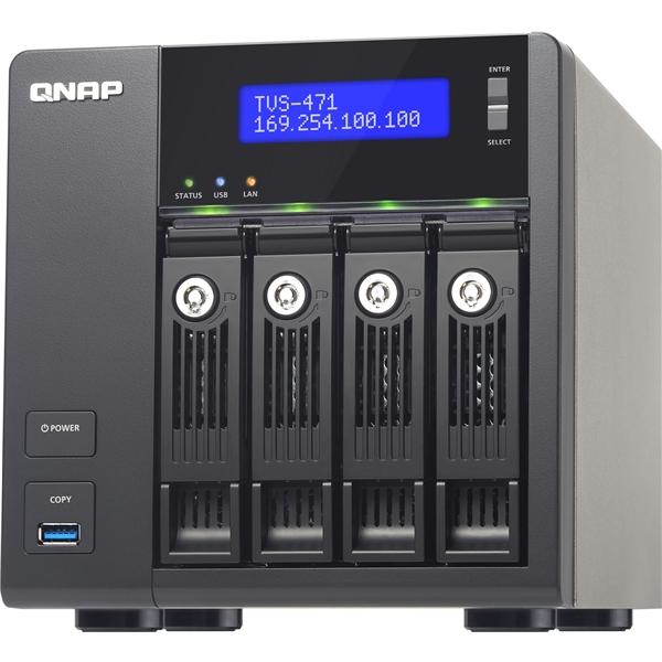 TVS-471 単体モデル メモリ 4GB TVS-471(FMDI008007)