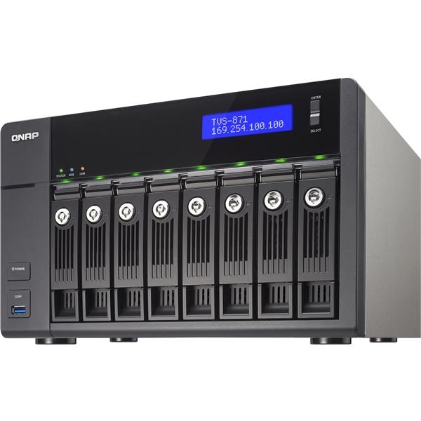 TVS-871 単体モデル メモリ 4GB TVS-871(FMDI008024)