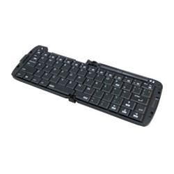 折りたたみワイヤレスキーボード (Bluetooth HID、JIS配列) RBK-3000BT(FMDI004361)