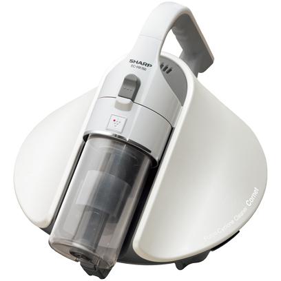 サイクロンふとん掃除機 ホワイト系 EC-HX150-W(FMDI006448)