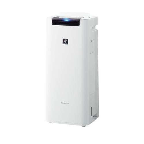 プラズマクラスター25000発生機能搭載加湿空気清浄機 スリム&コンパクト スタンダード ホワイト KI-LS40-W(FMDI014679)